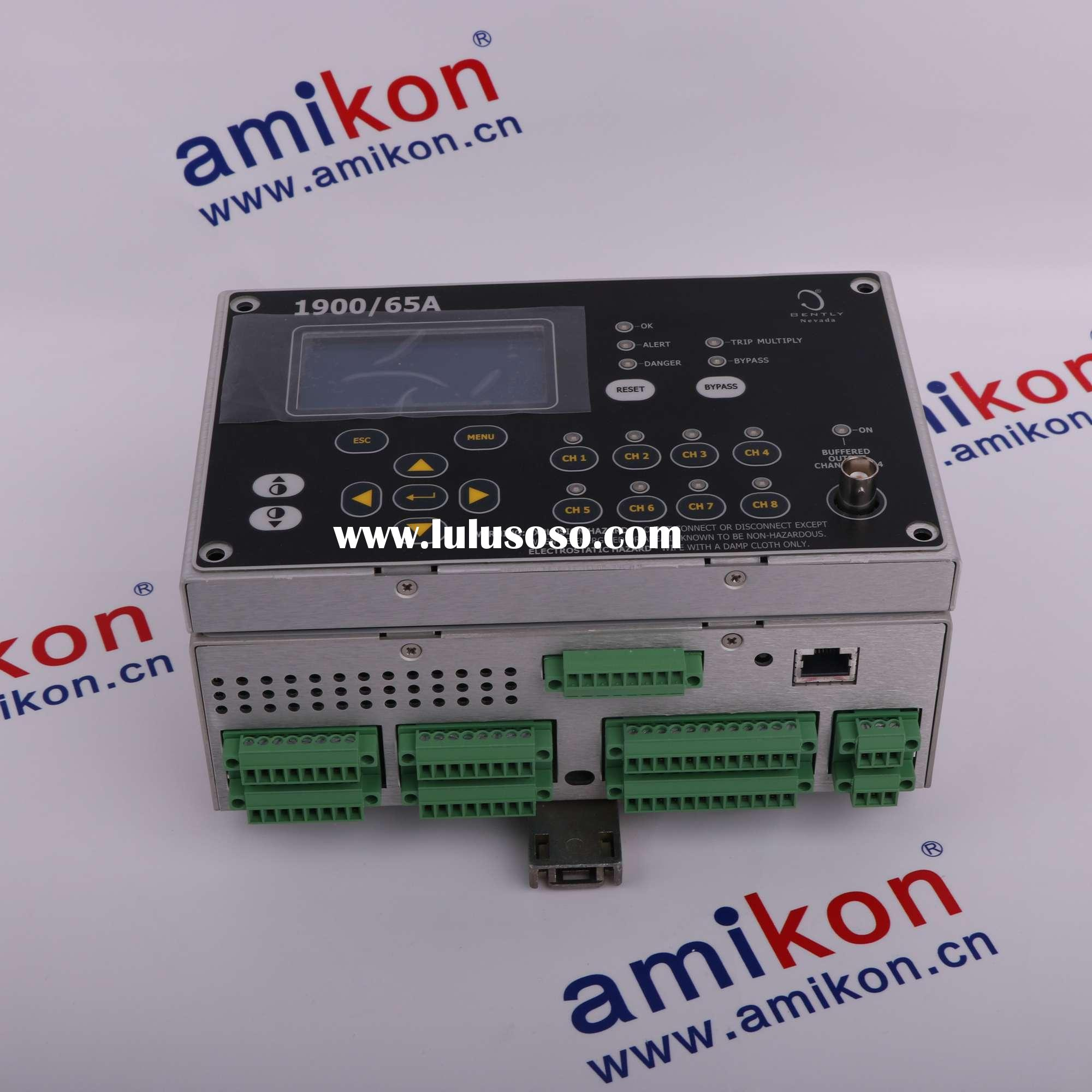 Bently Nevada 3500 PN 133396-01 Overspeed Detection I/O Module
