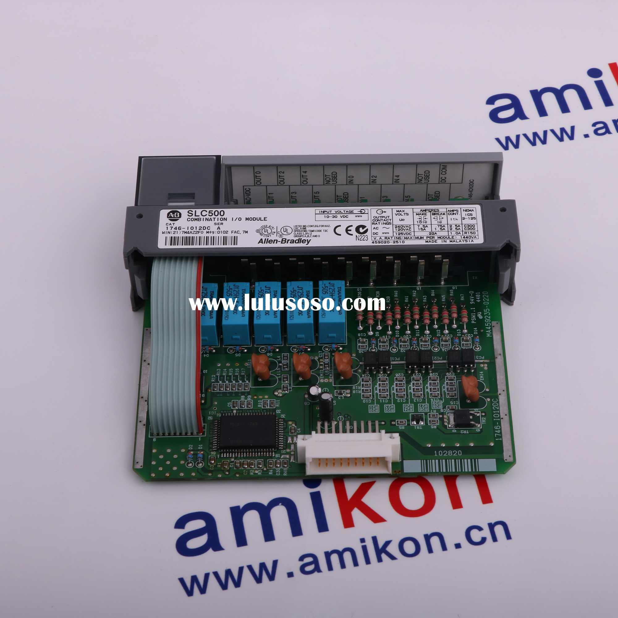 new 1734-OE2C POINT I/O 2 Point Analog Output 1 year warranty