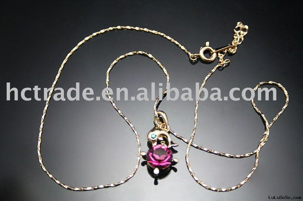 100% High Quality Black Rosary Necklace,Hot Sale !