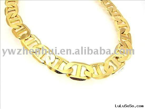 14K gold plated fashion jewellery  &necklace
