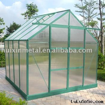 2011 New natural outdoor greenhouse HX65124G