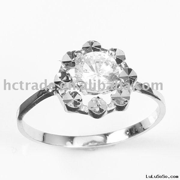 2011 Newest 3 carat diamond ring