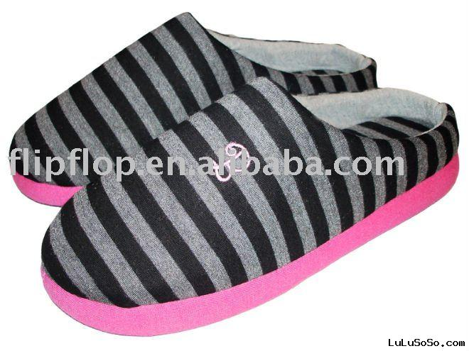 2011 fashion cotton Slipper