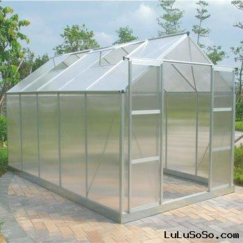 2011 top-rated design commercial bigger size greenhouse kits HX65125