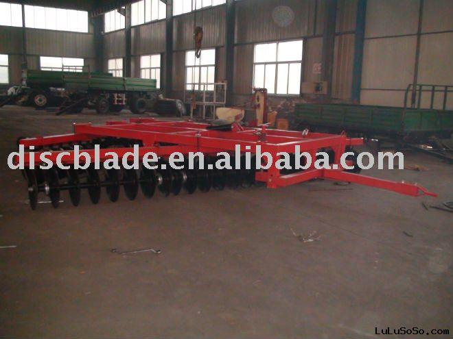 Agricultural implement tillers equipment