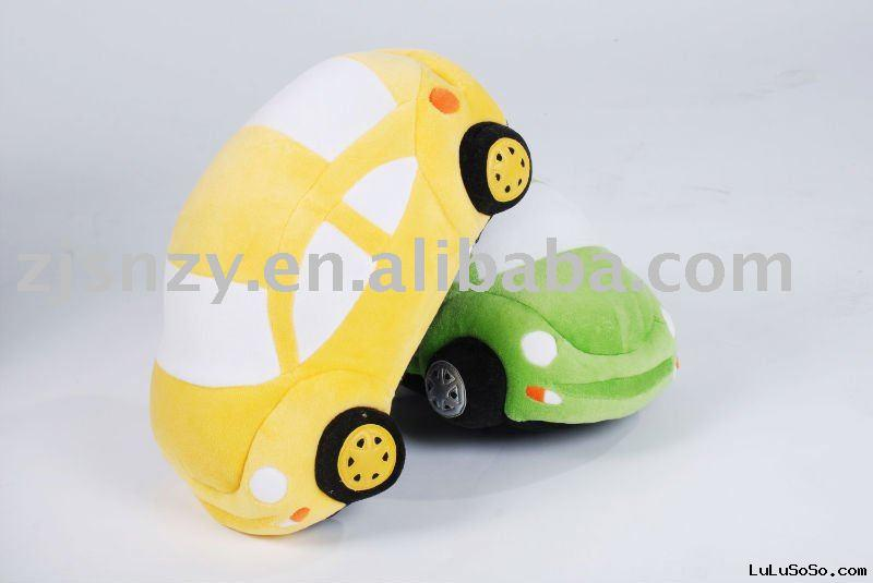 Bamboo Charcoal Toy Car