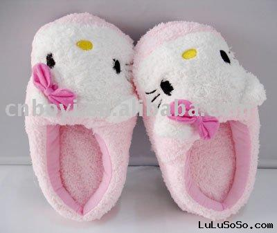 Children animal slippers