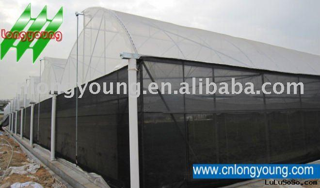 Commercial Greenhouse,Fixed Roof Vent