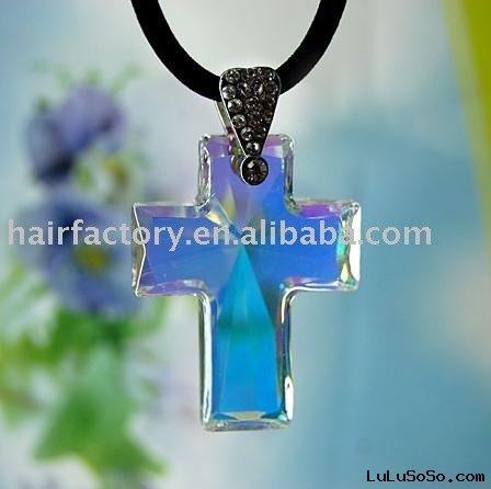 Crystal Diamond,Necklace Pendant