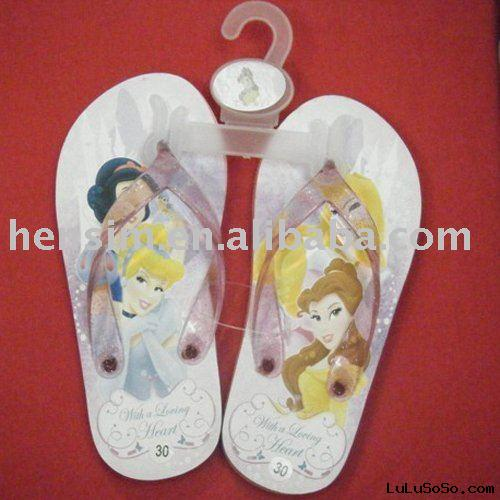 Cute kid's Disney Princess cool slipper HS5043