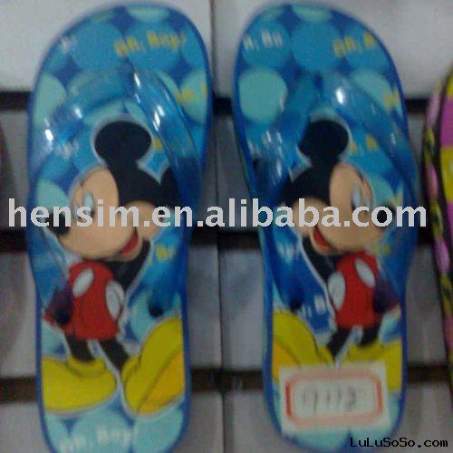 Cute kid's Mickey mouse cool slipper HS5045