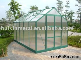 DIY greenhouse for garden used