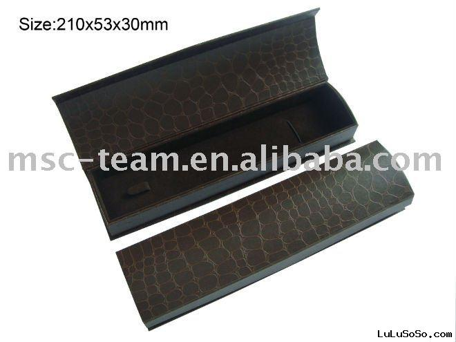 Dark brown jewelry boxes