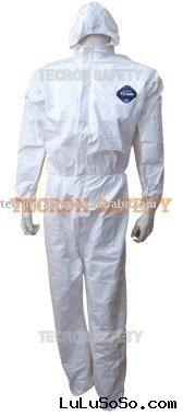 Dupont chemical protective workwear