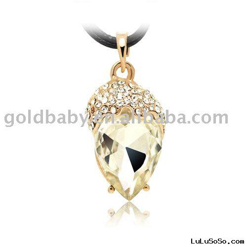 Fashion 14K  Gold  Necklace Jewelry