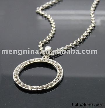 Fashion Circle Pendant-N01473