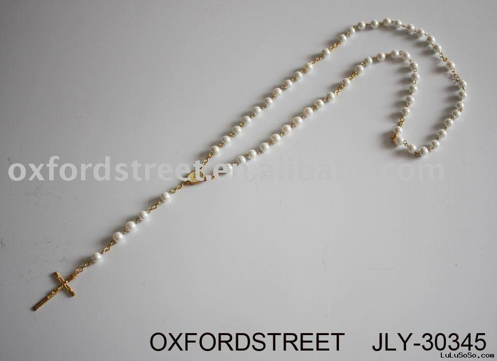 Fashion  rosary necklace
