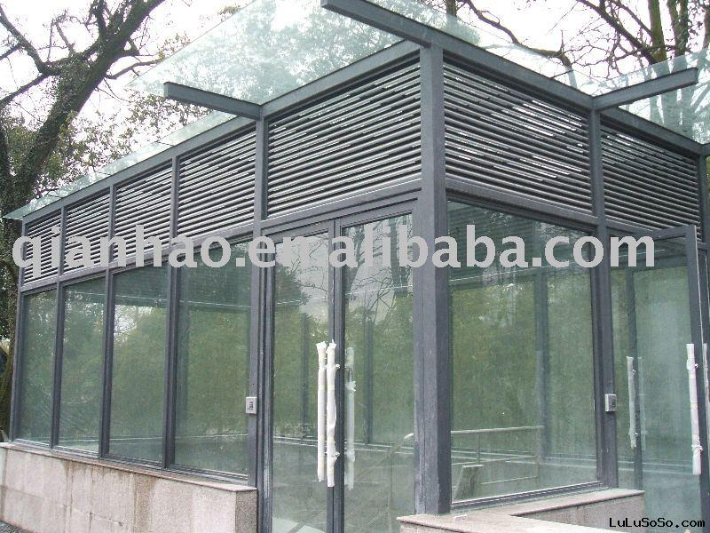 Glass Green House