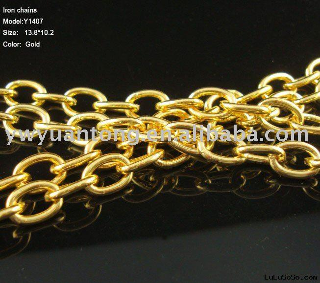 Gold Color Chains