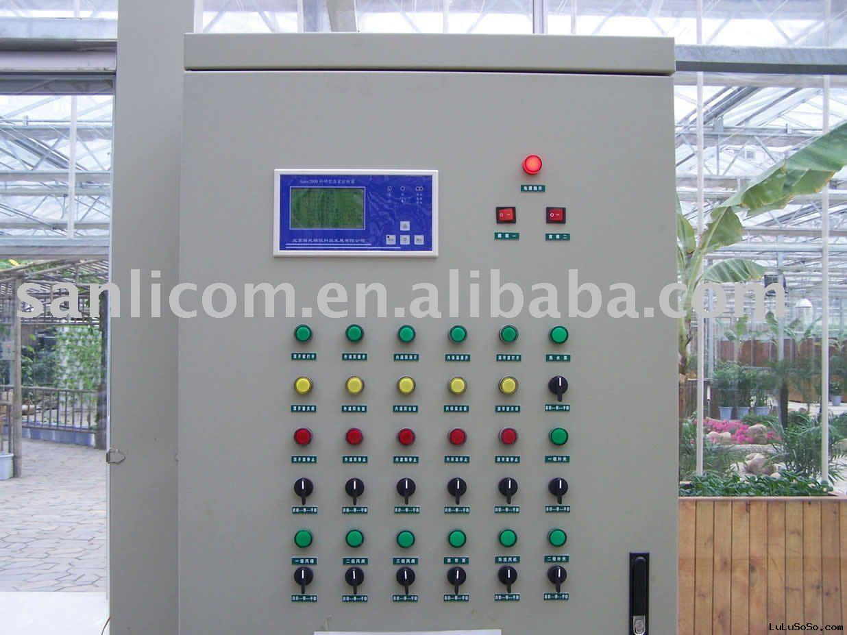 Greenhouse Controlling System