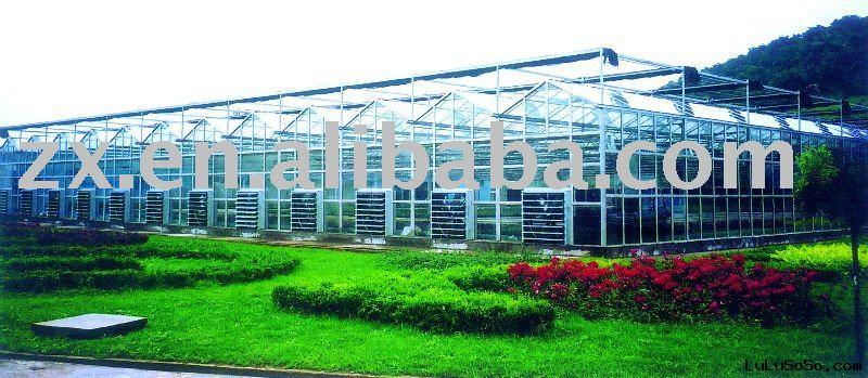 Greenhouse roofing
