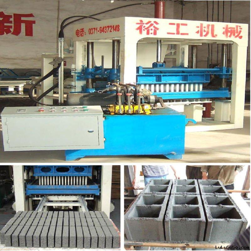 HOT SALE in South Africa!! Brick making machine