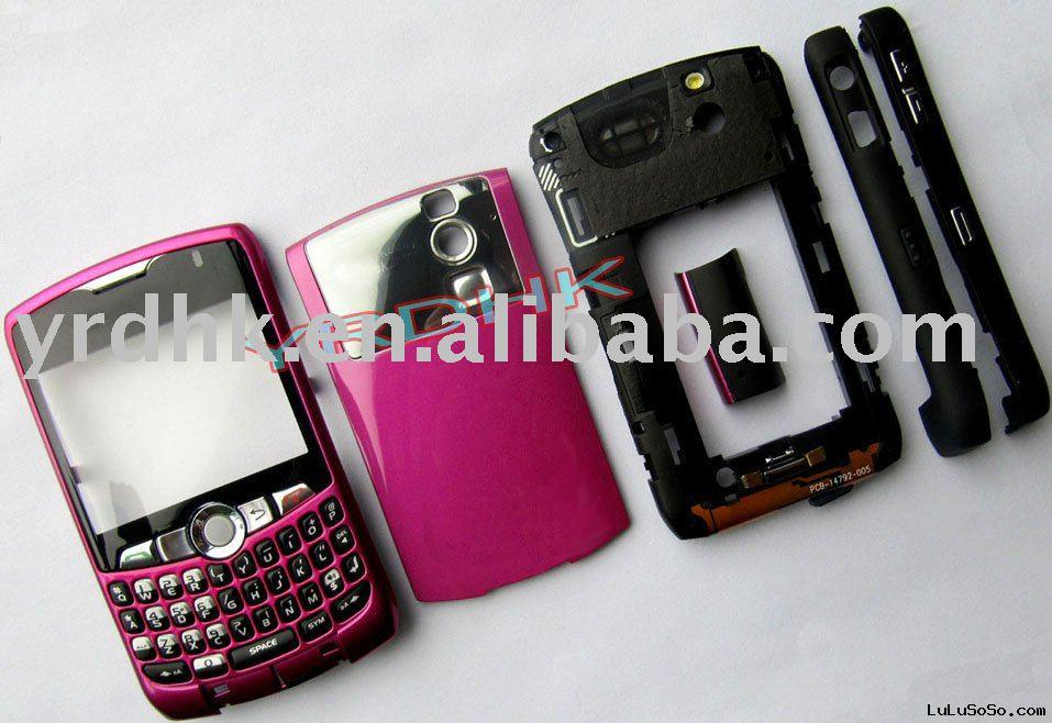 Hot Pink Full Housing Cover for Blackberry Curve 8330