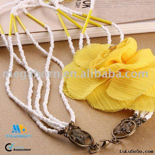 Long Fashion Jewelry  Necklace