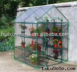 PERFECT DESIGN TUBE FRAME WITH PLASTIC COVER GREEN HOUSE KITS HX54026A