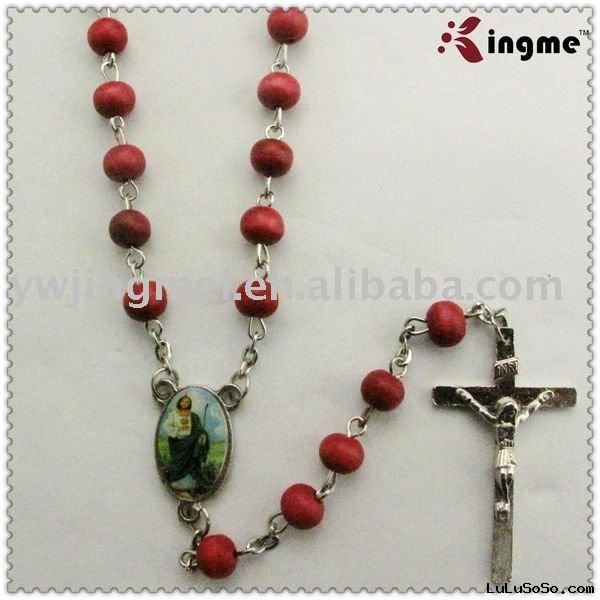 Perfume Wooden Rosary