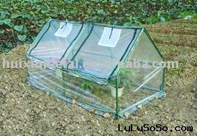 Plastic cover greenhouse cold frame  HX54032