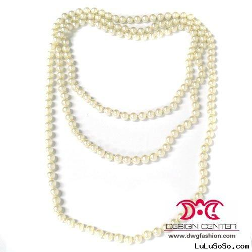 Popular Pearl Necklace