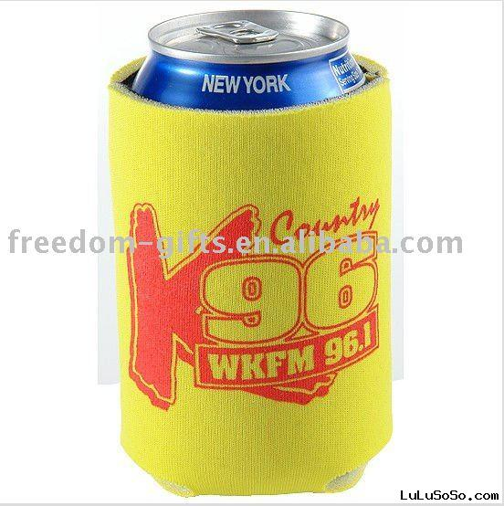Promotional Neoprene Can Coolers