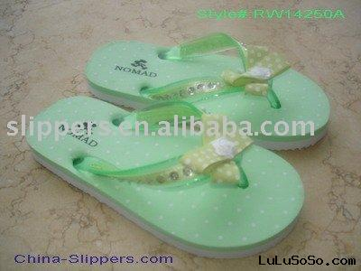 RW14250A  Printing Flip Flop Slippers