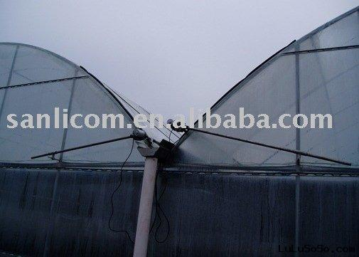 Roll up Greenhouse