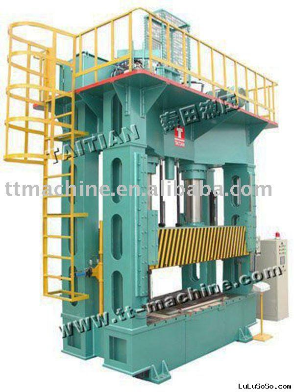 SMC Hydraulic Forming Machine