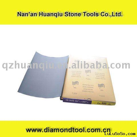 Sand Paper &  Abrasive Paper