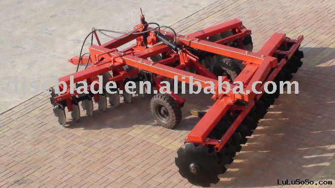 Tractor implements agricultural implement