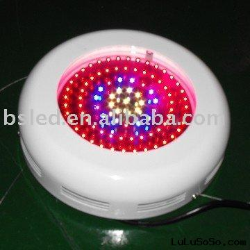 Tri-spectrum 90w wattages LED UFO lamp, indoor agricultural lights