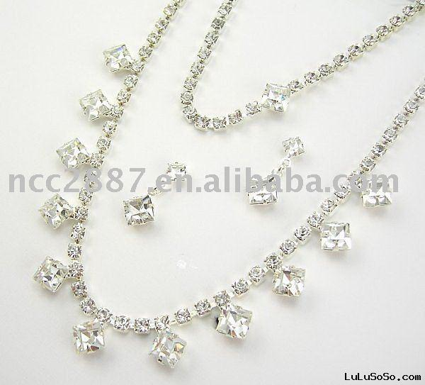 Wedding Jewelry & Diamond Necklace