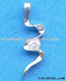 White gold necklace wholesale