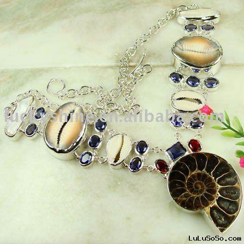 Wholesale Fashion Jewelry, Shell Necklace, Handmade Jewelry