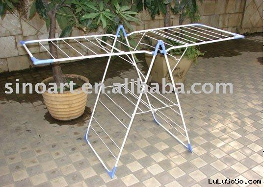 Wire Clothing Rack