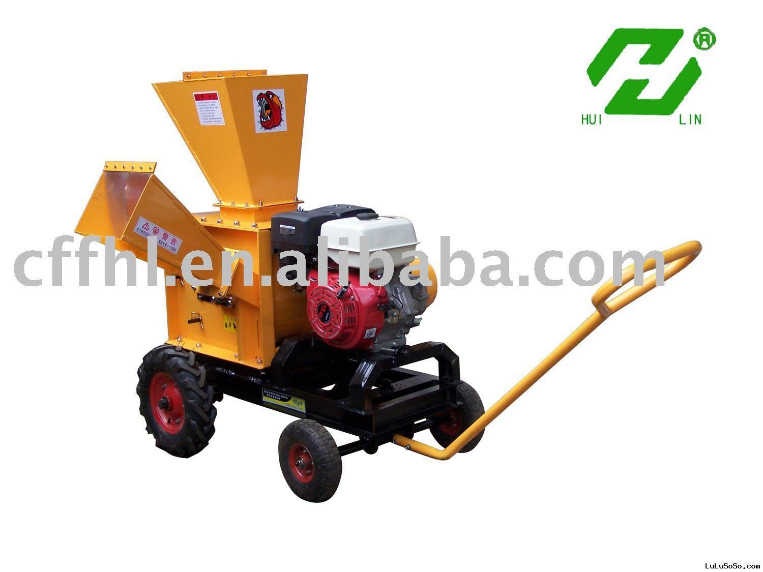 agriculture machinery wood shredder