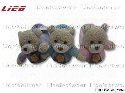 animal slipper  LH6137