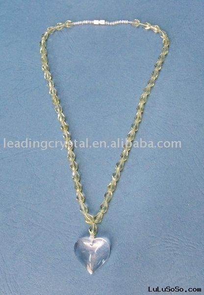 cheap crystal necklace
