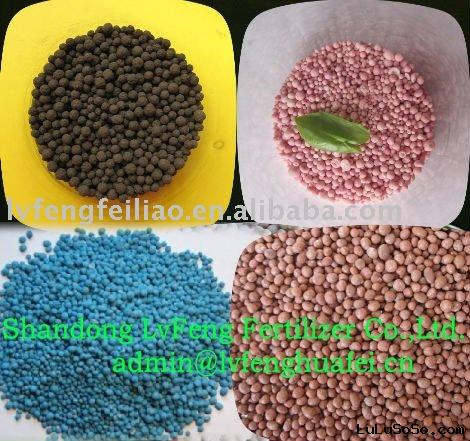 compound fertilizer,complex fertilizer