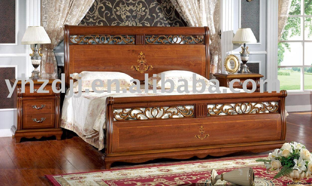 european double bed8020