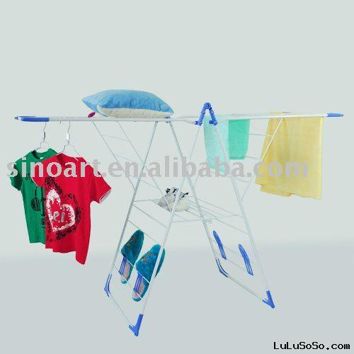 foldable Wire Clothes Rack