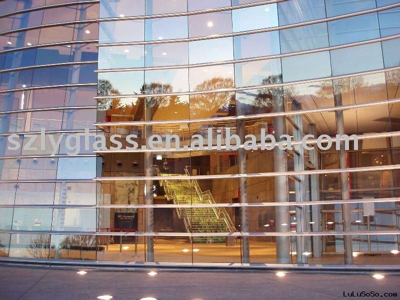 insulated reflective glass